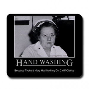 ... Humor Gifts > Cdiff Humor Office > Infection Control Humor 02 Mousepad