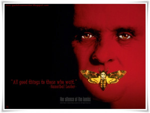 Silence Of The Lambs Quotes The silence of the lambs [1991