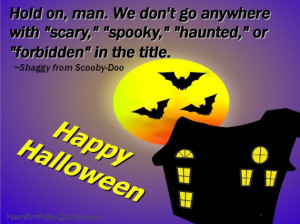 Halloween Quotes & Sayings