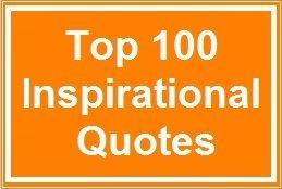 Top 100 Inspirational Quotes via @Forbes #inspirational #motivational ...