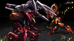 Anime Code Geass Code Geass-Lelouch of the Rebellion Guren Mk-II