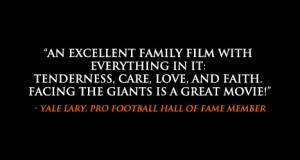 Stonewall Facing The Giants Quotes