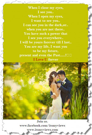 These are the romantic quote fall love with you Pictures