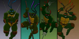 Displaying (20) Gallery Images For Tmnt Michelangelo 2003...