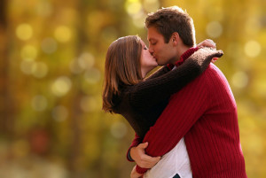 Wallpaper Collection Romantic Love Couple kissing
