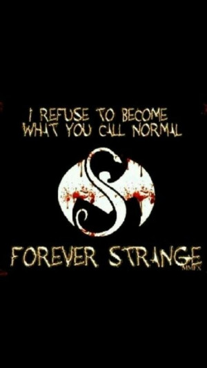 Strange life is beautiful