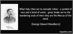 are to nomadic tribes - a symbol of race and a bond of union - great ...