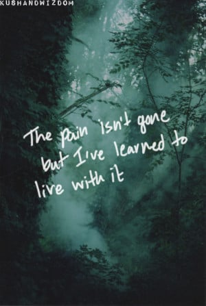Dark Quotes About Pain Tumblr beautiful dark depression