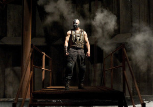 Bane Tom Hardy as Bane in 'The Dark Knight Rises' (HQ)
