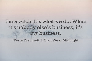 Witches Quotes and Sayings