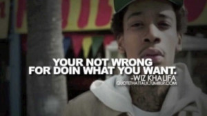 Wiz Khalifa Break Up Quotes (15)