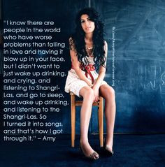 amy winehouse quote more life quotes amywinehouse amy winehouse quotes ...