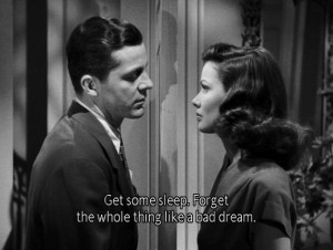 Laura, 1944   American film noir directed by Otto Preminger