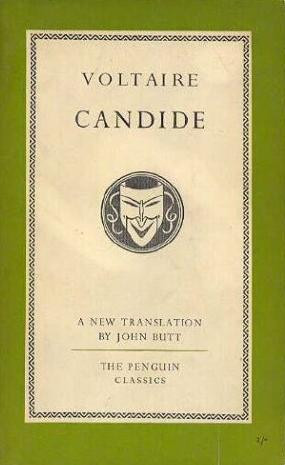 "Start by marking ""Candide, or Optimism"" as Want to Read:"