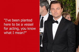 leonardo dicaprio quotes about girls Essentials