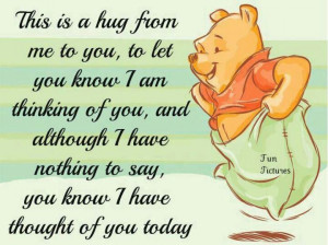 Oh cute you knows I thought of u today x