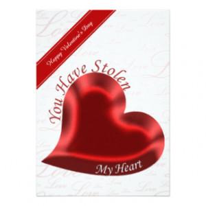 Valentine's Quote,