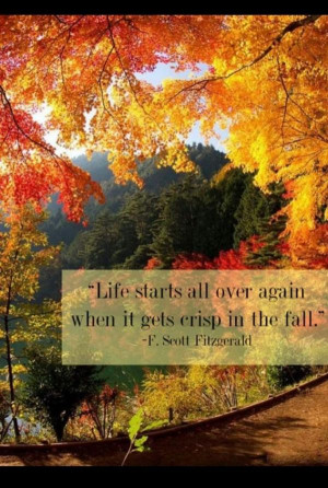 Quotes About Fall Season