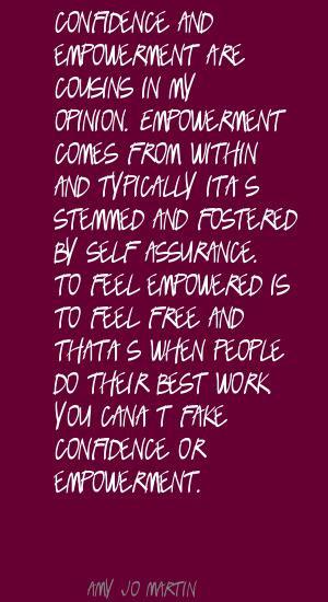 Amy Jo Martin 39 s quote 5