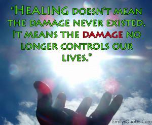 Healing Quotes HD Wallpaper 2