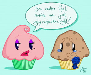 Muffins or Cupcakes?