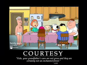 Family Guy – 20 Motivational Posters to Make You LOL