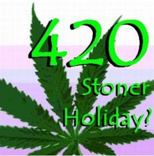 420: Marijuana Users Get Their Own Holiday