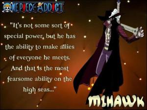 28. Mihawk