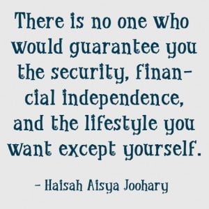 financial independence quotes