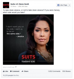 Suits Jessica Pearson Quotes