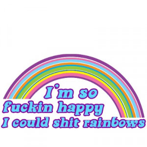 Funny Quotes About Rainbows