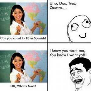Hahaha learning Spanish with @pitbull xDD #LoL #Funny #Quotes #Pitbull ...