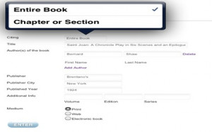 Mla Citation Book New Edition
