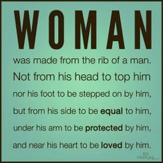 love being the woman God intended me to be! A woman of faith, a wife ...