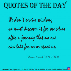 quotes of the day march 24 2012