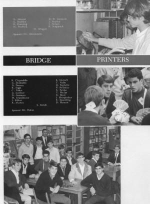 Gerry Beckley Yearbook Photos