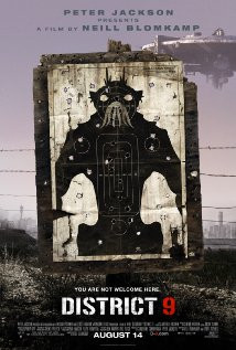 District 9 (2009) Poster