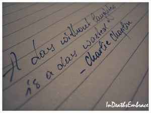 Charlie Chaplin Quote by InDeathsEmbrace