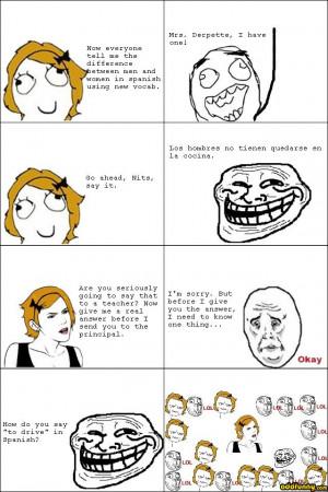Funny Jokes For Teenage Girls Very funny jokes in spanish