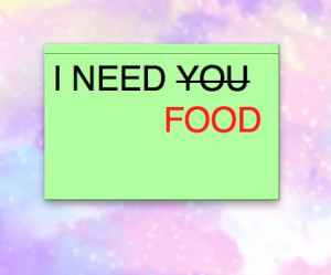 funny food quotes and sayings