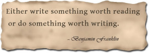 Quotes of Inspiration For Writers