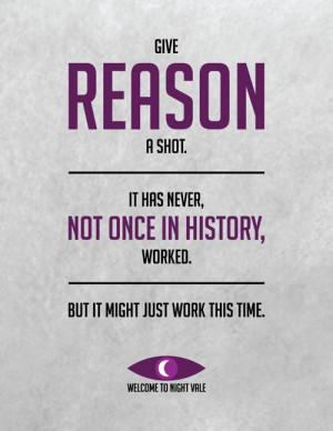 Welcome to Night Vale quotes.