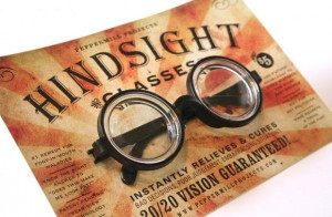Hindsight is 20/20. Make regrets a thing of the past! Get your patent ...