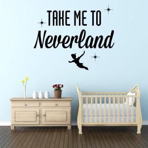 Take Me to Neverland Peter Pan