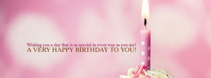 Happy Birthday Quotes for Friends Facebook