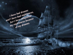Quotes Fighting for your dreams