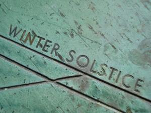 winter solstice...