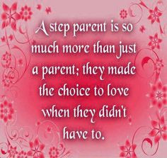 Step Mother Quotes That I Love