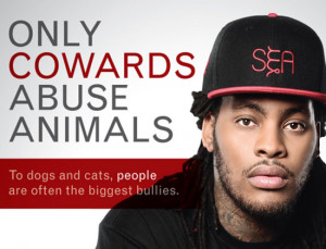 Waka-Flocka-Flame-Stands-For-PETA-Sea-Snapback-Cap_1