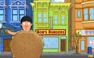 Gene Belcher Quotes Gene's burger costume